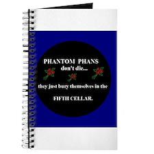 Phantom Phans Dont Die Journal