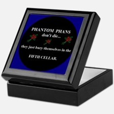 Phantom Phans Dont Die Keepsake Box