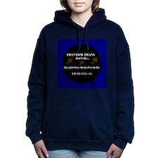 Phantom Phans Dont Die Women's Hooded Sweatshirt