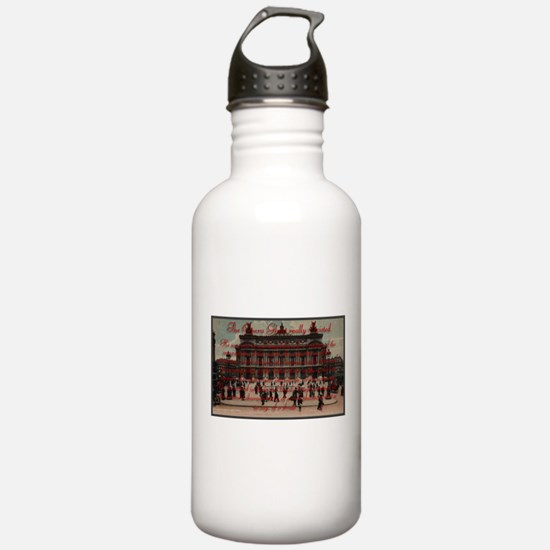 Cool The phantom of the opera Water Bottle