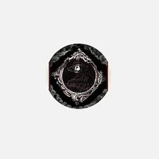 Phantom (Grey) ~ Mini Button