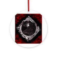 Phantom (Red) ~ Ornament (Round)