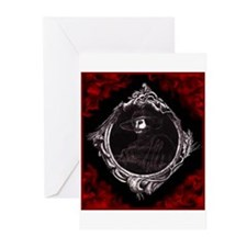 Phantom (Red) ~ Greeting Cards (Pk of 10)