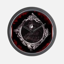 Phantom (Red) ~ Wall Clock