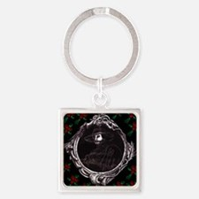 Phantom, (with Red Roses) Keychains