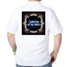 Phantom (with Red Roses) ~ T-Shirt