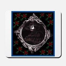 Phantom (with Red Roses) ~ Mousepad