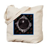 Phantom of the opera wine glasses Canvas Totes