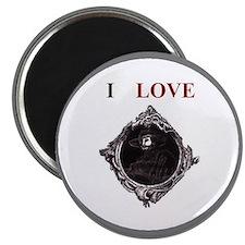I love (the Phantom) Magnet