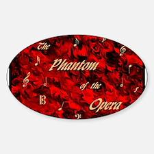 Phantom ~ Oval Decal