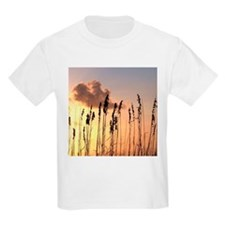 sea oats golden sky T-Shirt