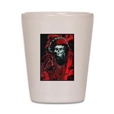La Mort Rouge - Red Death Shot Glass