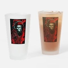 La Mort Rouge - Red Death Drinking Glass