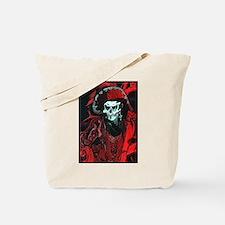 La Mort Rouge - Red Death Tote Bag