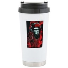 La Mort Rouge - Red Death Travel Mug