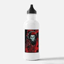 La Mort Rouge - Red Death Water Bottle