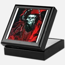 La Mort Rouge - Red Death Keepsake Box