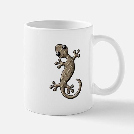 Checkerplate Mug