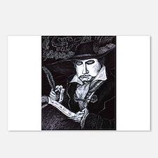 Phantom of the Opera ~ Missa Solemnis Postcards (P