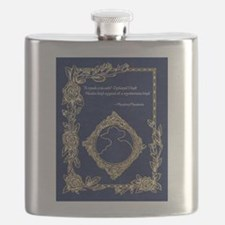 Phantom Phantasia ~ Mask Quote Flask