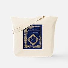 Phantom Phantasia ~ Mask Quote Tote Bag