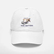 Prostate size matters Baseball Baseball Cap
