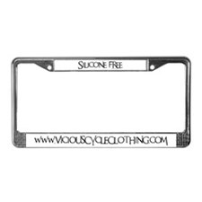 SILICONE_1 License Plate Frame