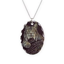 canada's lynx Necklace