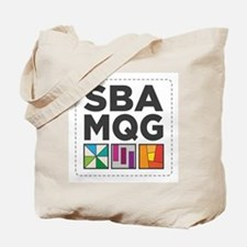 South Bay Area Modern Quilt Guild Logo Tote Bag