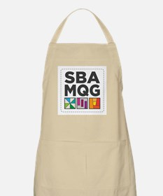 South Bay Area Modern Quilt Guild Logo Apron