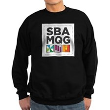 South Bay Area Modern Quilt Guild Logo Jumper Sweater