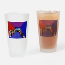 Beauty of the Arcade Drinking Glass