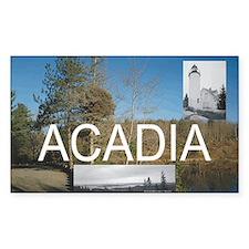 ABH Acadia Decal