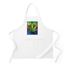 Pot Leaf Apron