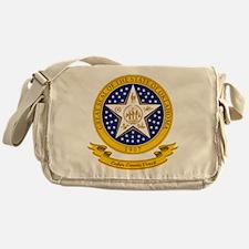 Oklahoma Seal Messenger Bag