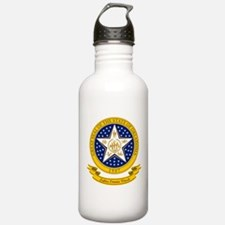 Oklahoma Seal Water Bottle