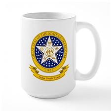 Oklahoma Seal Mugs