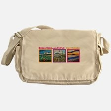 Brighton Hove 3way Messenger Bag