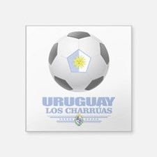Uruguay Football Sticker