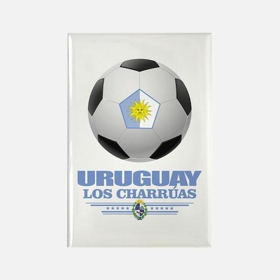 Uruguay Football Magnets