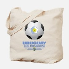 Uruguay Football Tote Bag