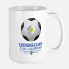Uruguay Football Mugs