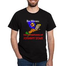 Ben Mitchell - 'Adventures of Johnny Star' T-Shirt