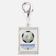 Uruguay Football Charms