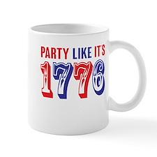 Party Like Its 1776 Mugs