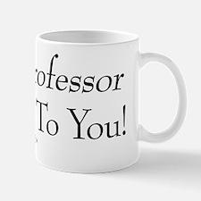 Professor Old Fart Mug