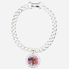 God Bless America And Bracelet