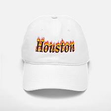 Houston Flame Baseball Baseball Baseball Cap