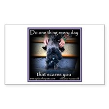 face your fears Decal