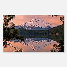 Mount Hood Lost Lake Decal